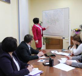 В Радужном обсудили пути социально-экономического развития города