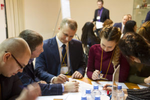 Полсотни югорских лидеров - в полуфинале всероссийского конкурса управленцев