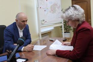 Радужнинцы обратились к депутату окружной Думы Андрею Филатову
