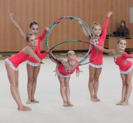 В Радужном состоится Открытый региональный турнир по художественной гимнастике «Дебют»