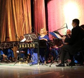 Сургутская филармония в Радужном