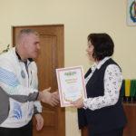 Глава города Наталья Гулина вручила заслуженные награды радужнинским спортсменам