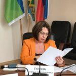 Накануне глава муниципалитета Наталья Гулина провела заседание политического совета местного отделения партии «Единая Россия»