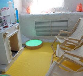 Солевая комната