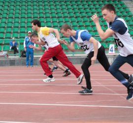 Радужнинские спортсмены достойно выступили на чемпионате и первенстве по легкой атлетике