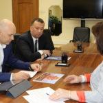 Визит депутатов окружной Думы