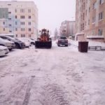 Уборка улиц