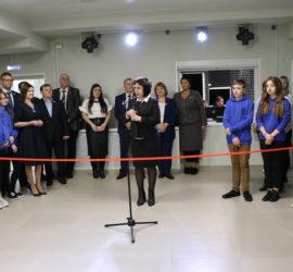 Открытие нового городского клуба «#ВМесте»,